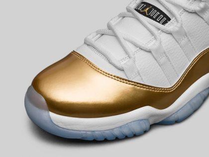 AIR-JORDAN-11-RETRO-LOW-WHITE-METALLIC-GOLD-DETAIL